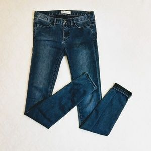 Madewell Super Skinny size 24 jegging jeans